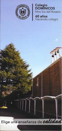 Colegio Dominicos Valladolid oferta educativa